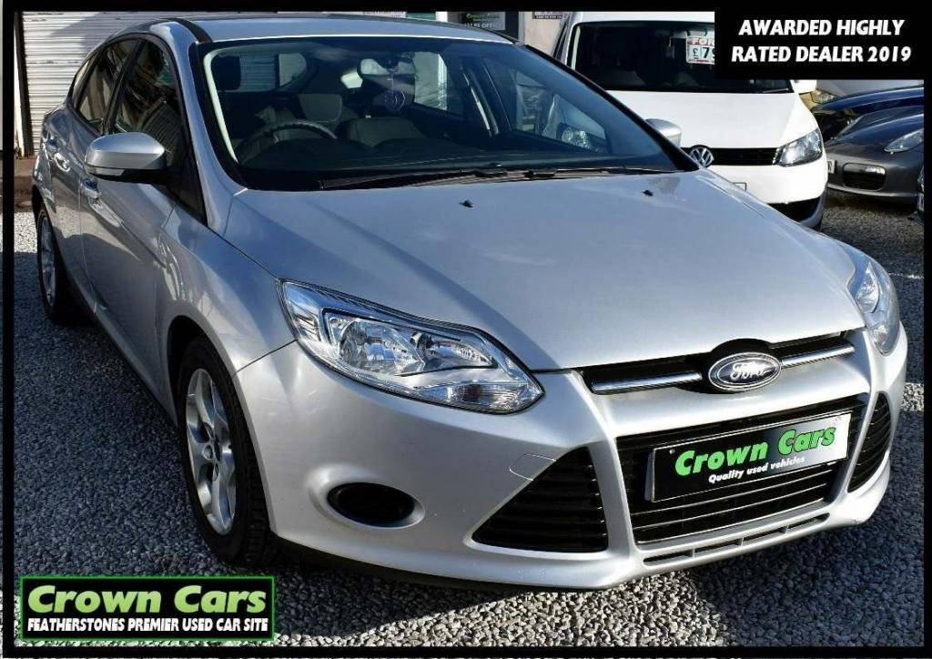 USED 2011 61 FORD FOCUS 1.6 TDCi Edge 5dr RESERVE TODAY VIEW LATER