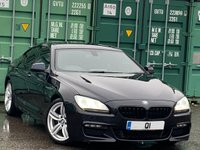 2013 BMW 6 SERIES 3.0 640d M Sport Gran Coupe 4dr £13495.00