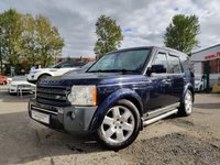 USED 2005 55 LAND ROVER DISCOVERY 3 2.7 TD V6 HSE 5dr HSE+PRICED TO SELL+BIG SPEC!!!