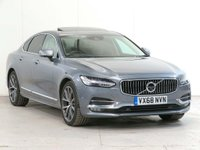 USED 2018 68 VOLVO S90 2.0 D4 Inscription Auto (s/s) 4dr ***** £4,850 of EXTRAS *****