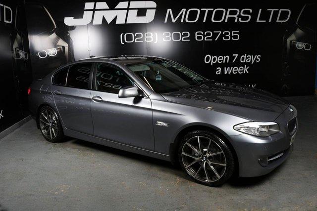 USED 2010 BMW 5 SERIES 2010 BMW 520D SE STEP AUTO 181 BHP ( FINANCE & WARRANTY)