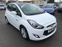 USED 2011 61 HYUNDAI IX20 1.4L STYLE CRDI 5d 89 BHP RAC APPROVED ONLY 56000 MILES!