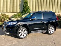 USED 2020 TOYOTA LAND CRUISER Commercial 2.8 SPECIAL CHROME PACK UPGRADE