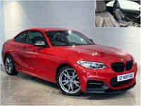 2016 BMW 2 SERIES M235I [PRONAV][H/K][HTD SEATS]322 BHP £20497.00
