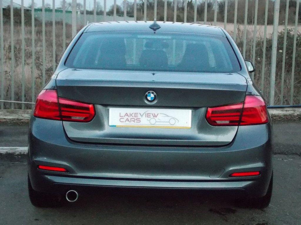 USED 2016 16 BMW 3 SERIES 2.0 316D SE 4d 114 BHP