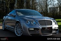 2005 BENTLEY CONTINENTAL 6.0 Mulliner GT 2dr £29990.00