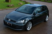 USED 2016 66 VOLKSWAGEN GOLF 2.0 TDI BlueMotion Tech GTD 5dr NAV+SOUND PACK+1 OWNER