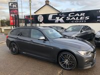 USED 2015 BMW 3 SERIES 3.0 330D XDRIVE M SPORT TOURING 5d 255 BHP
