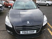 USED 2013 13 PEUGEOT 508 2.0 HDI SW ACTIVE 5d 140 BHP
