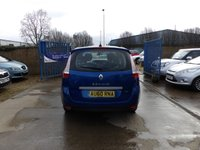 USED 2010 60 RENAULT GRAND SCENIC 1.5 DYNAMIQUE TOMTOM DCI 5d 105 BHP NEW MOT, SERVICE & WARRANTY