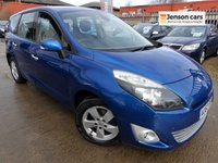 2010 RENAULT GRAND SCENIC 1.5 DYNAMIQUE TOMTOM DCI 5d 105 BHP £2990.00