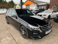 USED 2015 15 MERCEDES-BENZ E CLASS 2.1 E220 BLUETEC AMG NIGHT EDITION PREMIUM 5d 174 BHP