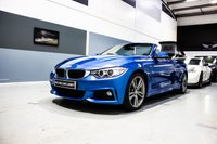 2015 BMW 4 SERIES 2.0 420D M SPORT 2d 188 BHP £16491.00
