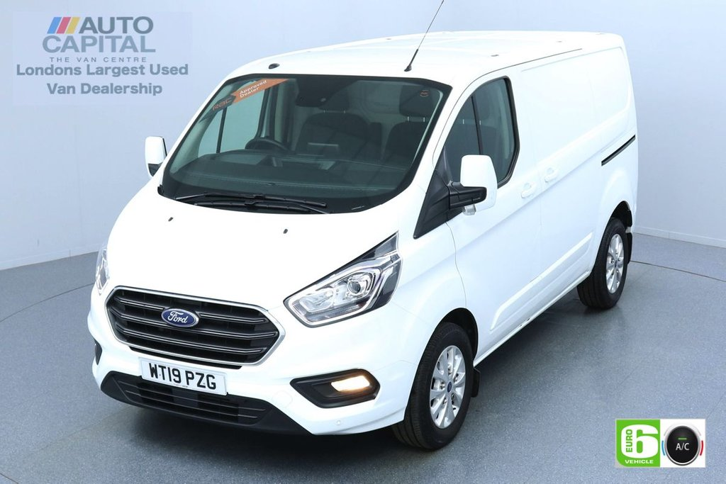 USED 2019 19 FORD TRANSIT CUSTOM 2.0 280 Limited 130 BHP L1 H1 Euro 6 Low Emission Finance Packages Available| Air Con| LED daytime | Sensors | Alloy Wheels