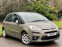 USED 2011 11 CITROEN C4 PICASSO 1.6 VTR PLUS HDI 5STR 5d 110 BHP VALUE FOR MONEY FAMILY SUV