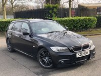 USED 2012 12 BMW 3 SERIES 2.0 318D M SPORT SPORT PLUS EDITION TOURING 5d 141 BHP