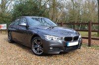 USED 2016 66 BMW 3 SERIES 2.0 320D XDRIVE M SPORT 4d 188 BHP AUTO Satellite Navigation, Heated Seats, Automatic