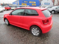 USED 2013 13 VOLKSWAGEN POLO 1.2 MATCH 3d 59 BHP
