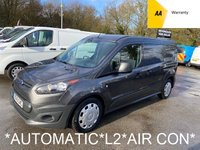 2016 FORD TRANSIT CONNECT *AUTOMATIC*EURO 6* 1.5 240 L2 LWB 119 BHP *AIR CON* £7995.00