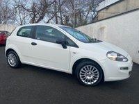 2012 FIAT PUNTO 1.2 POP 3d 69 BHP £2995.00