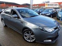 2013 MG 6 1.8 TSE GT 5d 160 BHP £3690.00