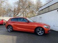 USED 2013 63 BMW 1 SERIES 1.6 114I SPORT 3d 101 BHP