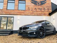 USED 2016 16 BMW 4 SERIES 3.0 440I M SPORT GRAN COUPE 4d AUTO 322 BHP