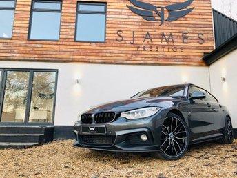2016 BMW 4 SERIES 3.0 440I M SPORT GRAN COUPE 4d AUTO 322 BHP £21990.00