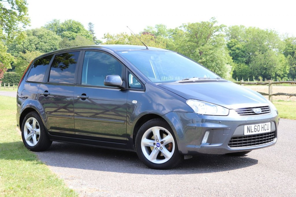 USED 2011 60 FORD C-MAX 1.6 ZETEC 5d 100 BHP Recently Serviced + Long Mot