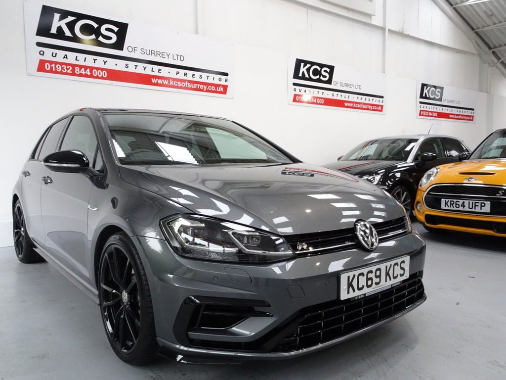 USED 2019 69 VOLKSWAGEN GOLF 2.0 R TSI 4MOTION DSG 5d 296 BHP 2 MONTHS OLD / LIST PRICE 42K