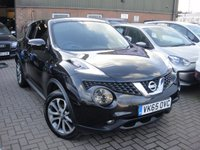 USED 2015 65 NISSAN JUKE 1.2 TEKNA DIG-T 5d 115 BHP ANY PART EXCHANGE WELCOME, COUNTRY WIDE DELIVERY ARRANGED, HUGE SPEC