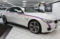 USED 2016 16 BMW M4 3.0 M4 DCT 426 BHP 1 FORMER FBMWSH PRO NAV ONLY 6K!!!!