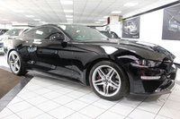USED 2019 54 FORD MUSTANG 5.0 GT 444 BHP 1 OWNER B&O MAG SUSPENSION 19s