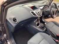 USED 2011 61 FORD FIESTA 1.4 ZETEC 16V 5d 96 BHP