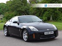 USED 2006 K NISSAN 350 Z 3.5 GT V6 3d 297 BHP