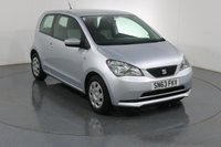 USED 2013 63 SEAT MII 1.0 ECOMOTIVE 3d 59 BHP £0 TAX I GROUP 1 INSURANCE