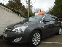 USED 2011 61 VAUXHALL ASTRA 2.0 SE CDTI 5d AUTOMATIC 157 BHP GUARANTEED TO BEAT ANY 'WE BUY ANY CAR' VALUATION ON YOUR PART EXCHANGE