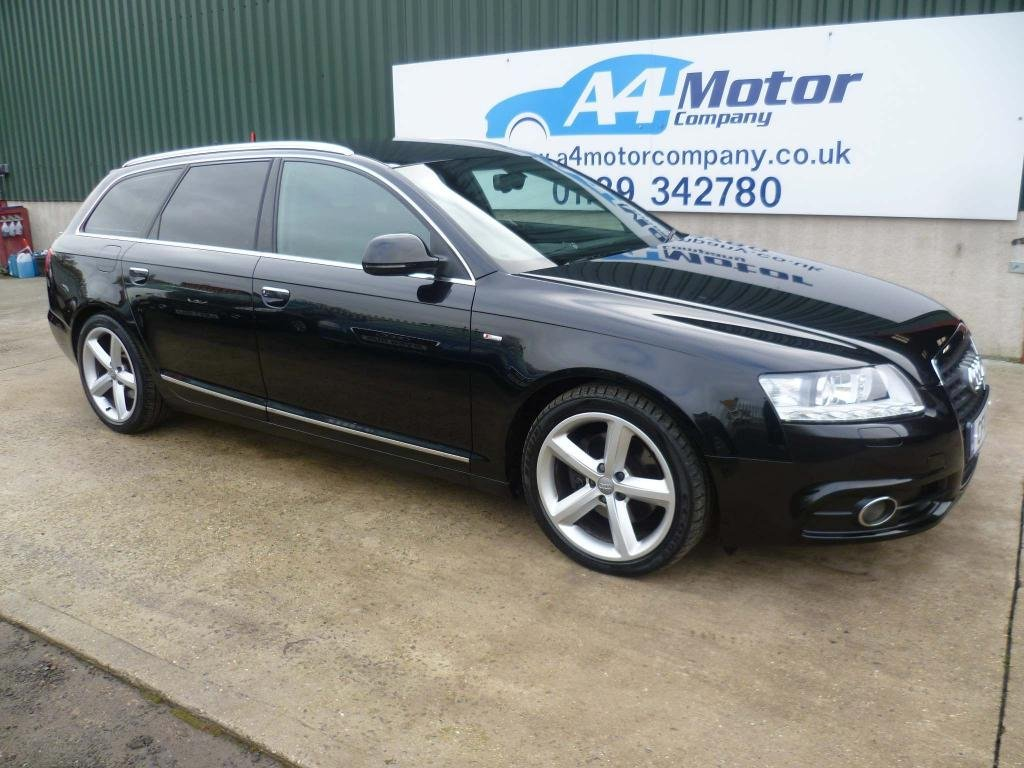 USED 2011 11 AUDI A6 2.0 TDI e S line 5dr 100 + REVIEWS YOU CAN TRUST!!