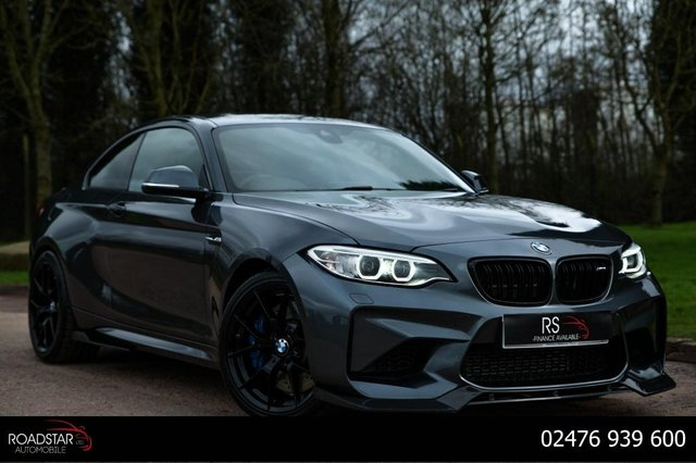 USED 2017 17 BMW M2 3.0 DCT (s/s) 2dr NAV+CAMERA+CARBON PACK+APPLE/P