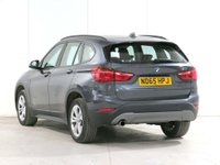 USED 2015 65 BMW X1 2.0 18d SE Auto sDrive (s/s) 5dr ***** £2,100 of EXTRAS *****