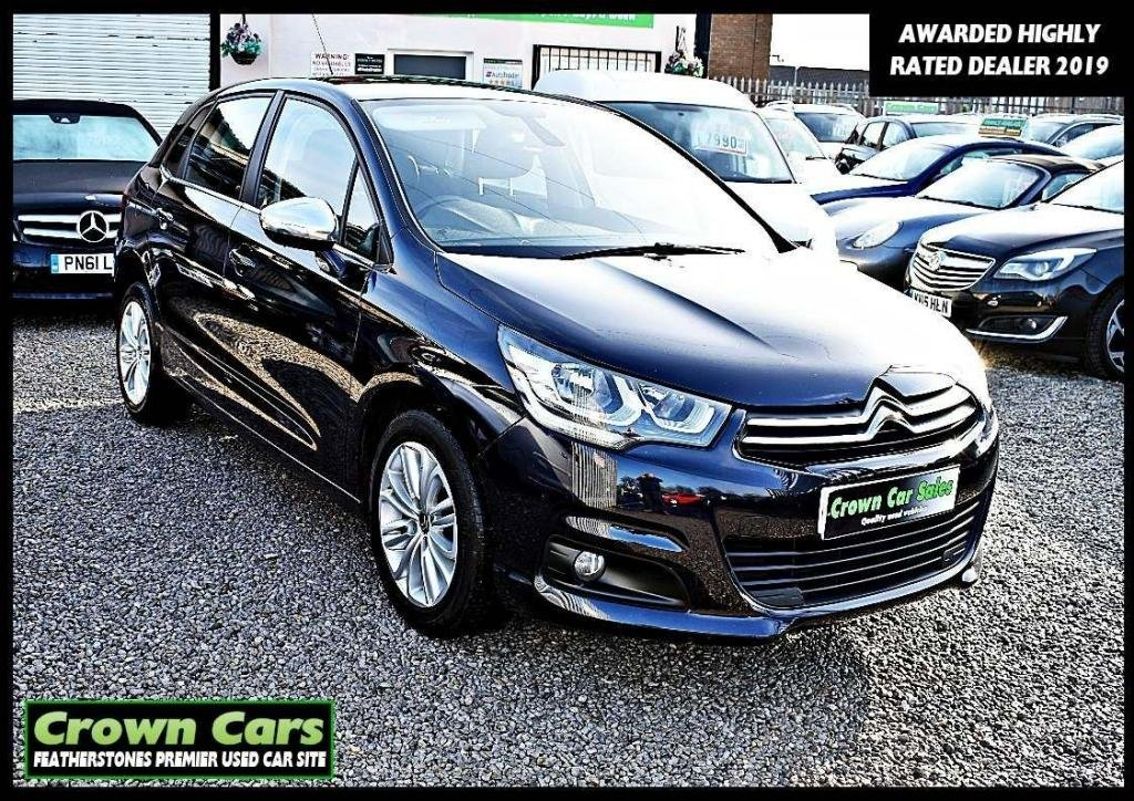 USED 2015 65 CITROEN C4 1.6 BlueHDi Flair EAT6 (s/s) 5dr 3 MONTHS WARRANTY & PDI CHECKS