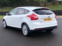 USED 2013 FORD FOCUS 1.6 ZETEC 5d 104 BHP