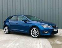 2013 SEAT LEON 2.0 TDI FR 5d 150 BHP £7250.00