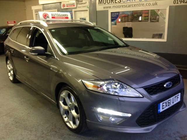 2011 61 FORD MONDEO 2.2 TITANIUM X SPORT ESTATE