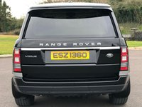 USED 2014 LAND ROVER RANGE ROVER 3.0 TDV6 VOGUE 5d 258 BHP