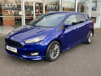 2016 FORD FOCUS 1.5 ST-LINE TDCI 5d 118 BHP £10990.00