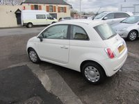 USED 2009 09 FIAT 500 1.2 POP 3d 69 BHP