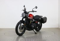 USED 2017 67 TRIUMPH STREET SCRAMBLER ALL TYPES OF CREDIT ACCEPTED. GOOD & BAD CREDIT ACCEPTED, OVER 1000+ BIKES IN STOCK