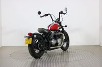 USED 2018 18 TRIUMPH BOBBER ALL TYPES OF CREDIT ACCEPTED. GOOD & BAD CREDIT ACCEPTED, OVER 1000+ BIKES IN STOCK