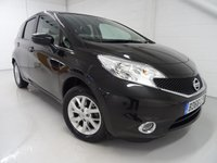 2016 NISSAN NOTE 1.2 ACENTA 5d 80 BHP £6750.00